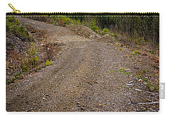 4x4 Logging Road To Adventure Carry-all Pouch