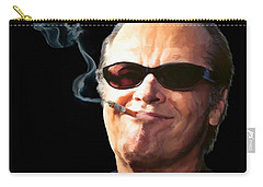 Bad Boy Carry-all Pouch by Paul Tagliamonte