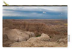 Badlands South Dakota Carry-all Pouch