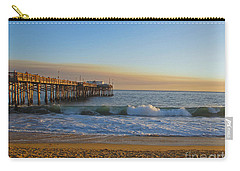 Balboa Pier Carry-all Pouch
