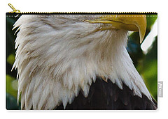 Bald Is Beautiful Carry-all Pouch