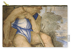 Baldassare Peruzzi 1481-1536. Italian Architect And Painter. Villa Farnesina. Polyphemus. Rome Carry-all Pouch by Baldassarre Peruzzi