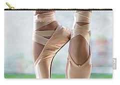 Ballet En Pointe Carry-all Pouch