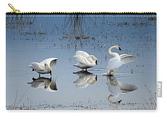Dance Of The Trumpeters Carry-all Pouch