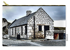 Ballintoy Stone House Carry-all Pouch