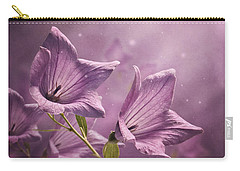 Balloon Flowers Carry-all Pouch