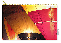 Balloons At Night Carry-all Pouch