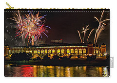 Ballpark Fireworks Carry-all Pouch
