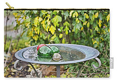 Balls In Water Carry-all Pouch by Denise Romano