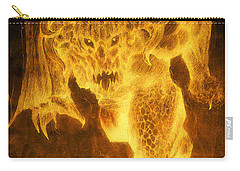 Balrog Of Morgoth Carry-all Pouch