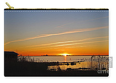 Baltic Sea Sunset Carry-all Pouch