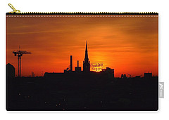 Baltimore Dawn Carry-all Pouch by Robert Geary
