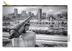 Baltimore Inner Harbor Skyline Carry-all Pouch
