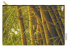 Bamboo Gold Carry-all Pouch