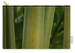 Carry-all Pouch featuring the photograph Bamboo II by Robert Meanor