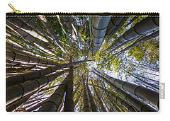 Bamboo Jungle Carry-all Pouch by Gandz Photography