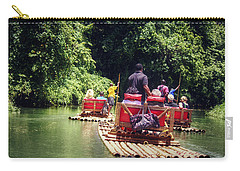 Bamboo River Rafting Carry-all Pouch