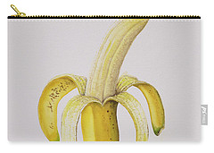 Banana Carry-all Pouch by Alison Cooper