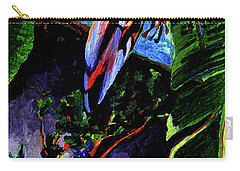 Banana Blossom  Carry-all Pouch
