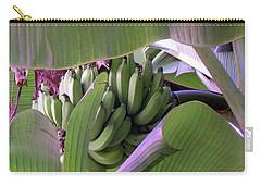 Banana Leaf Curtain Carry-all Pouch