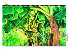 Bananas In Lahaina Maui Carry-all Pouch