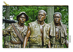 Band Of Brothers Carry-all Pouch