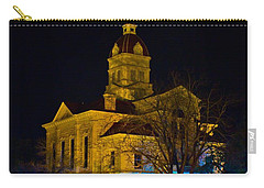 Bandera County Courthouse Carry-all Pouch