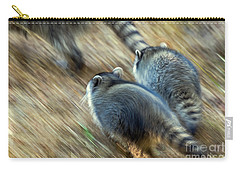 Bandits On The Run Carry-all Pouch