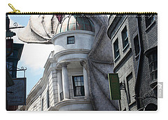 Bank Guard Carry-all Pouch by David Nicholls