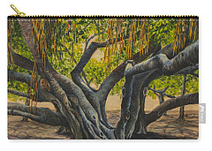 Banyan Tree Maui Carry-all Pouch