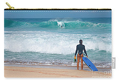 Banzai Pipeline Aqua Dream Carry-all Pouch