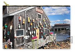 Bar Harbor Restaurant Carry-all Pouch