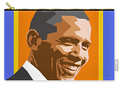 Barack Carry-all Pouch by Douglas Simonson