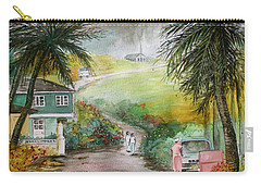 Barbados Carry-all Pouch by Frank Hunter
