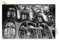 Barcelona - Casa Batllo Carry-all Pouch by Andrea Mazzocchetti