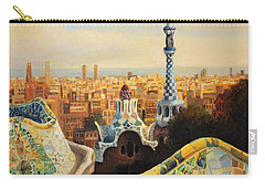 Barcelona Carry-all Pouches