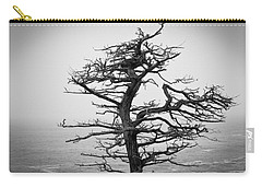 Bare Cypress Carry-all Pouch by Melinda Ledsome