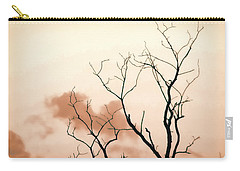 Bare Limbs Carry-all Pouch by Denise Romano