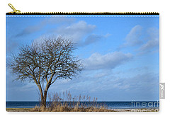 Bare Single Tree Carry-all Pouch