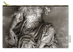 Bargello Sculpture Carry-all Pouch