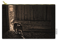 Barn Cat Carry-all Pouch