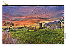 Barn Finds Carry-all Pouch by Nicholas  Grunas