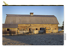 Barn In Rural Washington Carry-all Pouch