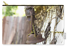 Barn Lantern  Carry-all Pouch by Mez