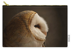 Barn Owl 3 Carry-all Pouch