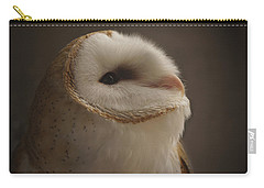 Barn Owl 4 Carry-all Pouch