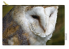 Barn Owl Carry-all Pouch
