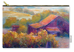 Barn Vineyard Carry-all Pouch