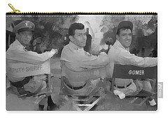 Barney Andy And Gomer Carry-all Pouch
