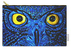 Barney Black Light View Carry-all Pouch